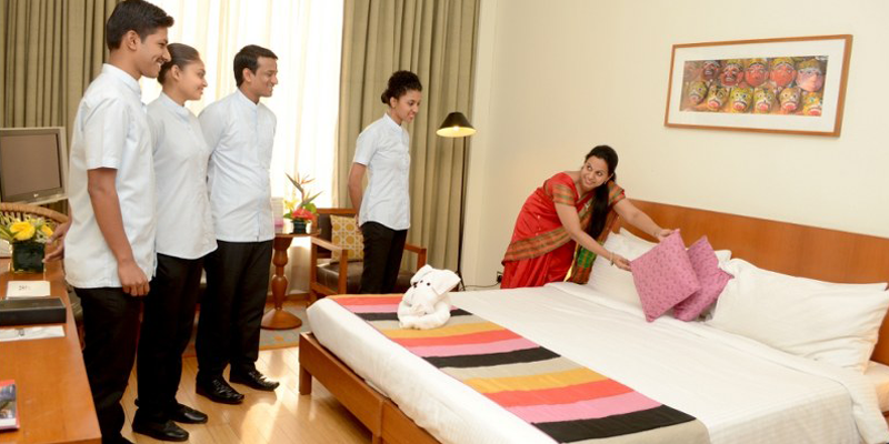 importance of housekeeping in the hotel industry apeejay institute