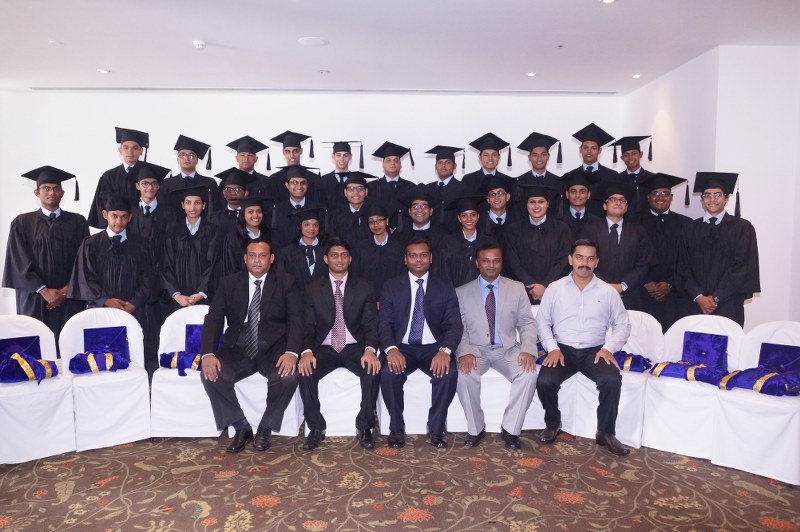 Convocation day at AIH