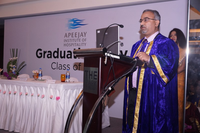 Convocation day speech