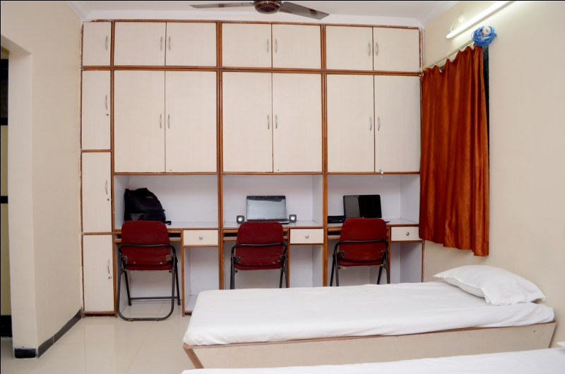 Students bedroom